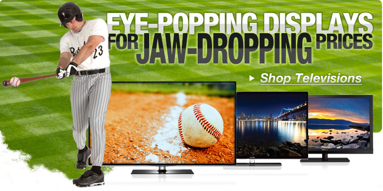 Great deals on televisions