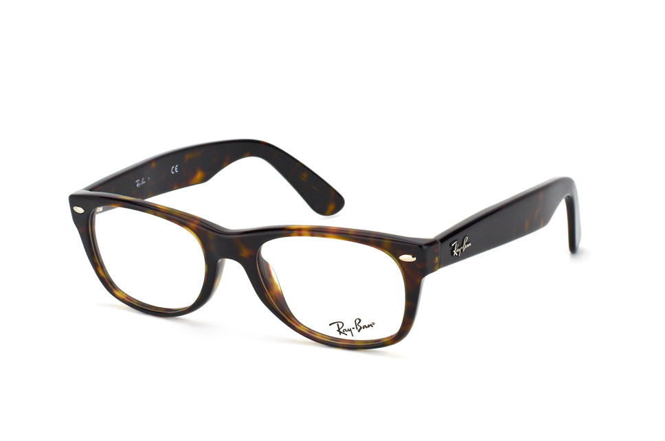 bacd039765 Details about Ray-Ban New Wayfarer Optics RB5184 2012 Dark Havana 52  18  145 Glasses Frames